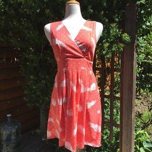 Maison Jules pineapple dress, NWT